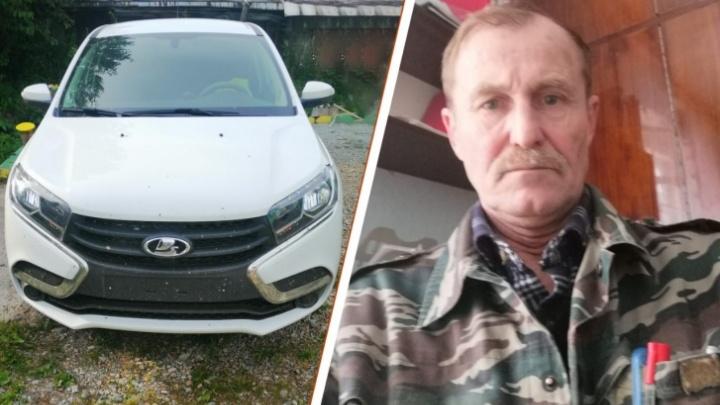 «Могу и квартиру потерять»: ветеран труда, которого обманули при покупке машины, получил иск от банка