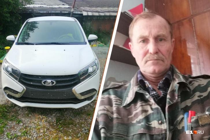 В Екатеринбурге ветеран труда, которого обманули в автосалоне, оказался должен еще и банку