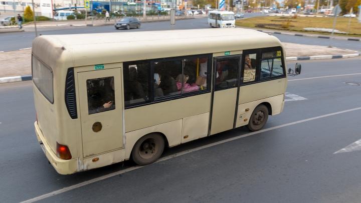В Самаре изменили пять автобусных маршрутов
