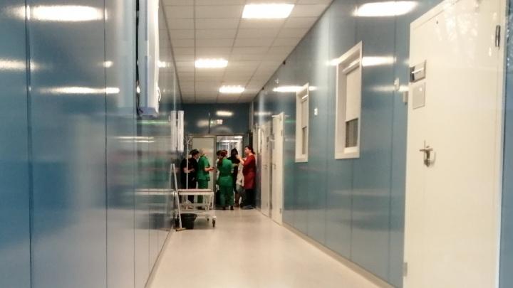 В Ростовской области развернут второй инфекционный госпиталь