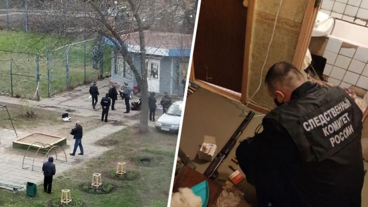 В Самарской области мужчину будут судить за убийство на детской площадке