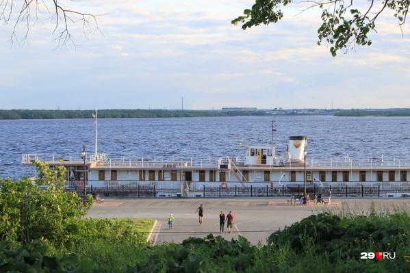 Старейшее пассажирское судно страны этим летом не будет принимать на свой борт пассажиров