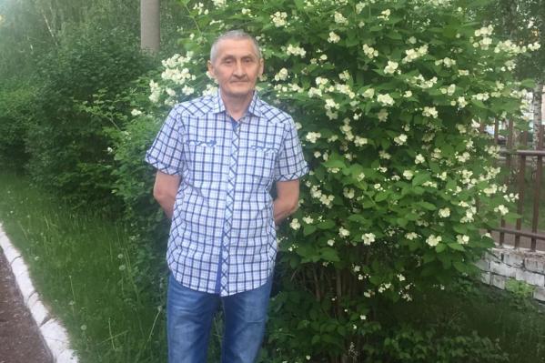 Павел Адуллин мучился две недели от сильных болей