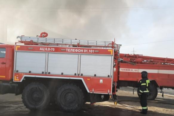 Двое челябинцев попали в ожоговое отделение из-за рванувшего в спецлаборатории газового баллона