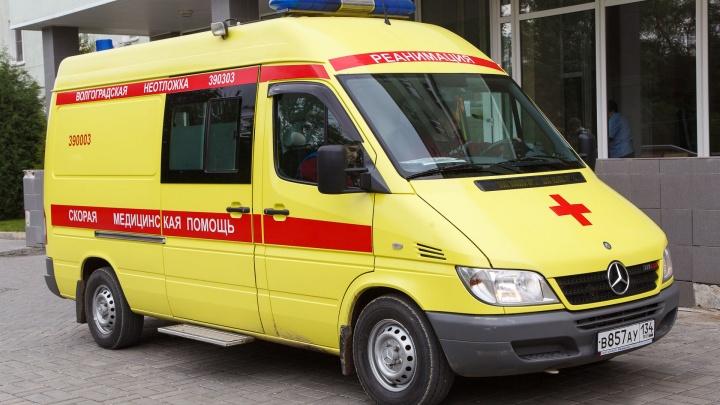 Массовое ДТП под Волгоградом: пятеро раненых