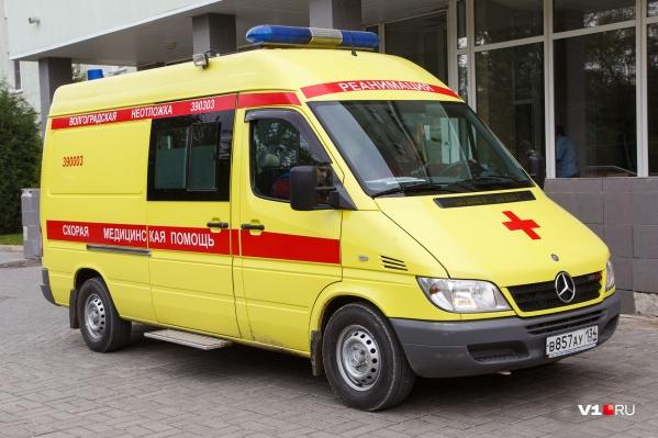 Ранены водители и пассажиры двух машин