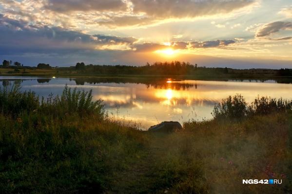 Синоптики обещают тёплый, но дождливый август