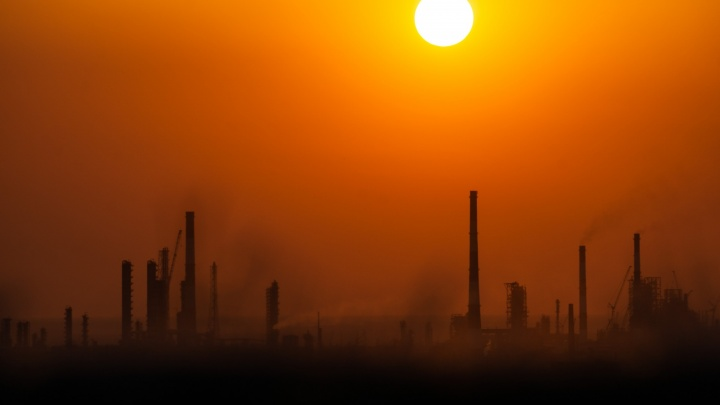 В Омске ночью были выбросы аммиака в полтора раза больше нормы