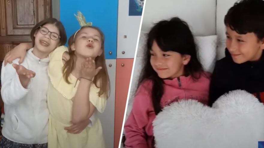 Дети из Прикамья, усыновленные иностранцами, записали видео для поддержки земляков во время самоизоляции