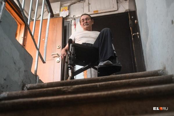 После операции Александр Беляев понял, что к трагическим поворотам в жизни надо всегда быть готовым