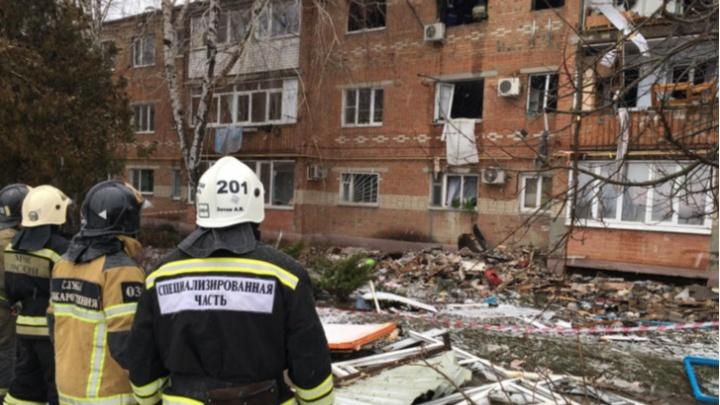 В Азове сорвался ремонт дома, пострадавшего от взрыва в феврале