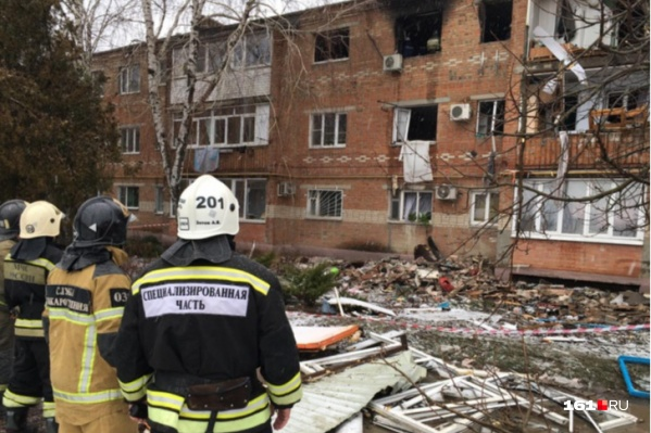 При взрыве погибло два человека