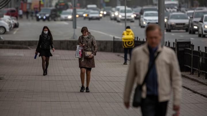 «Боюсь за маму, она уже старенькая»: новосибирцы признались, что их пугает в эти коронавирусные времена
