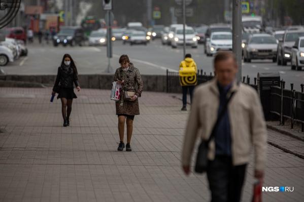 Ситуация с коронавирусом привнесла в жизнь новосибирцев не только опасение за собственное здоровье, но и ряд других страхов