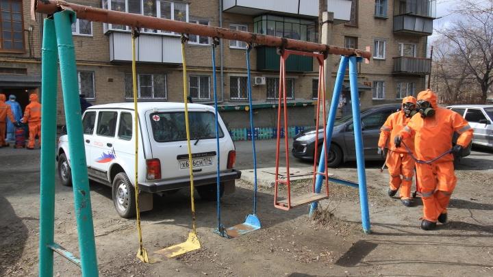 Стали известны подробности о женщине из пригорода Челябинска, заболевшей коронавирусом