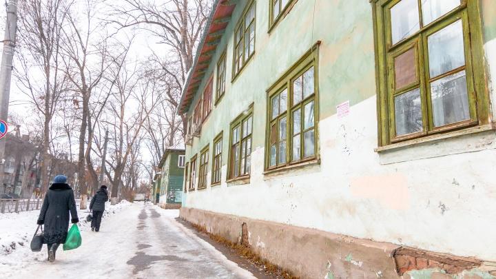Самарский Минстрой предложил не давать расселенцам квартиры на периферии