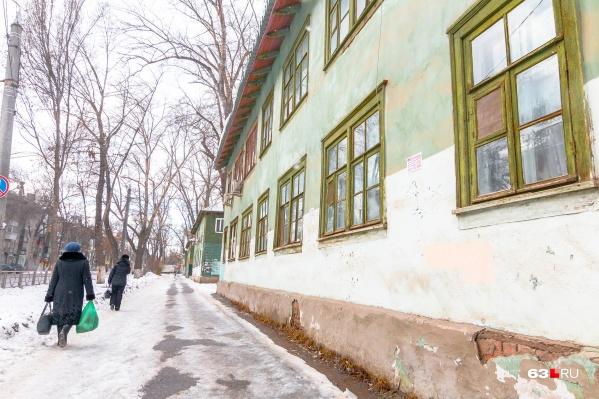 Жильцов таких домов расселят, а на месте старых зданий построят новые