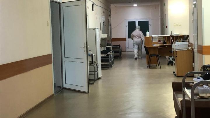 """«Я лежу в """"красной зоне""""»: как сегодня живут пациенты госпиталя для ветеранов войн"""