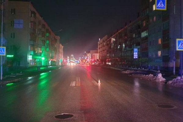 ДТП с участием мальчика-пешехода произошло в минувшие выходные