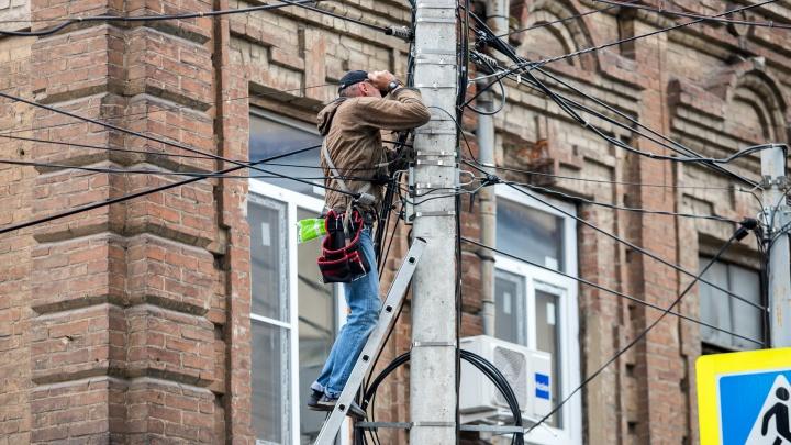 В Ростове сотни домов останутся без света. Проверьте график отключений на неделю