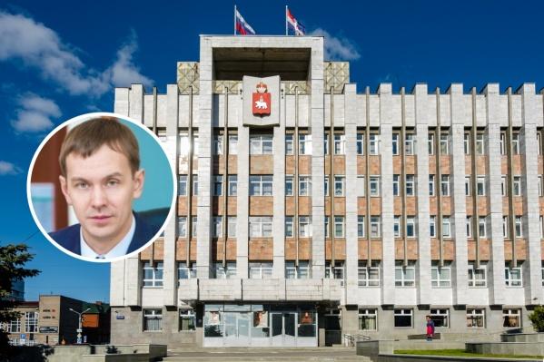 Григорий Невоструев и в Башкирии занимался вопросами строительства
