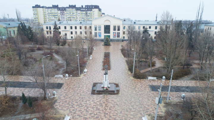 Поменяли подрядчика: в Волгограде парк Гагарина благоустроят за 140 миллионов рублей