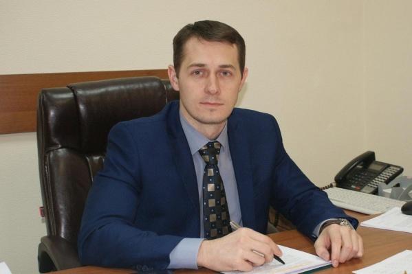 Ращупкин руководит Азовом четыре года