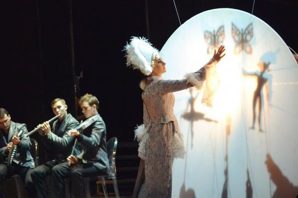Сегодня покажут оперу «Синдерелла, или Сказка о Золушке»