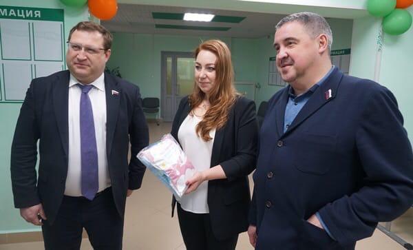 Депутат Госдумы Дмитрий Юрков отчитался в соцсетях о посещении несуществующего роддома в Каргополе