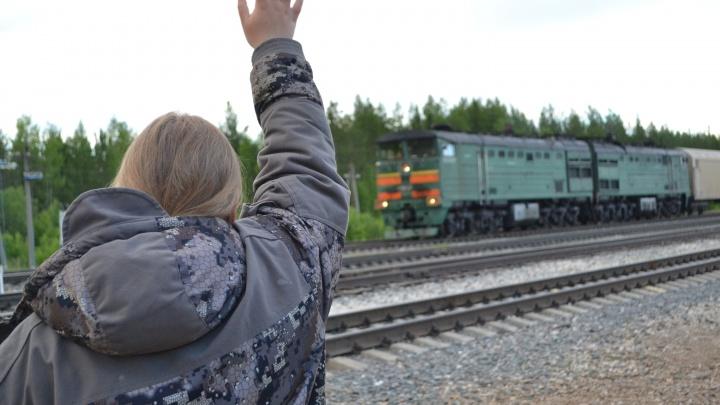 С 21 сентября станцию Шиес вновь откроют для пассажиров