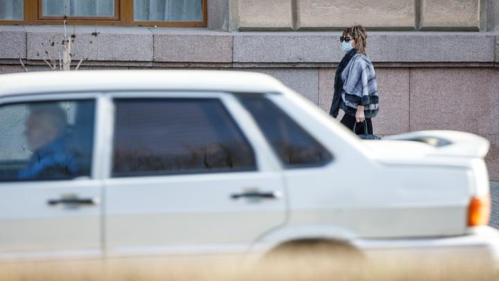 Из-за полыхающего COVID-19 в Урюпинске ужесточают режим: в Волгоградской области 154 новых случая