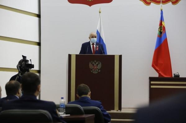 Губернатор Сергей Цивилёв рассказал о новых школах, которые были построены в 2020 году