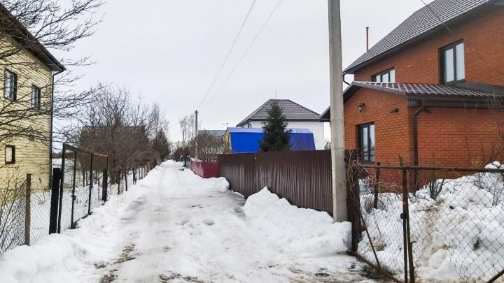 Под Уфой две сотни семей с маленькими детьми замерзают без электричества