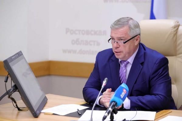 В 2010 году кандидатуру Голубева предложил Дмитрий Медведев