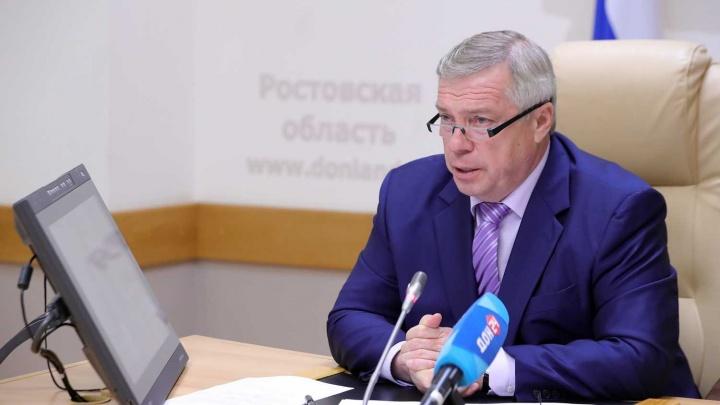 Василий Голубев объяснил, почему решил участвовать в выборах губернатора Ростовской области