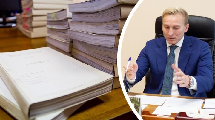 Главу ДГХ Ярославля оштрафовали за плохие дороги. Реакция чиновника: «Я не согласен»