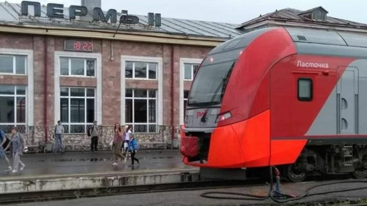 В Перми планируют пустить «Ласточку» до Закамска: ради этого пороховой завод готов передать пути РЖД