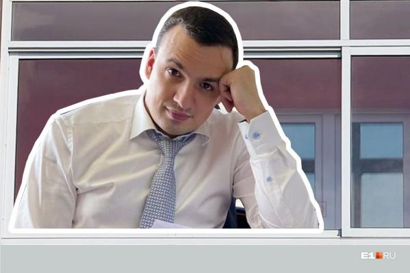 Дмитрий Ионин на время коронавирусного больничного может гулять только на балконе