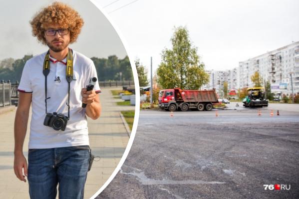 Илья Варламов не оценил идею расширения участка Ленинградского проспекта от Волгоградской до Строителей и постройки над ним надземных переходов