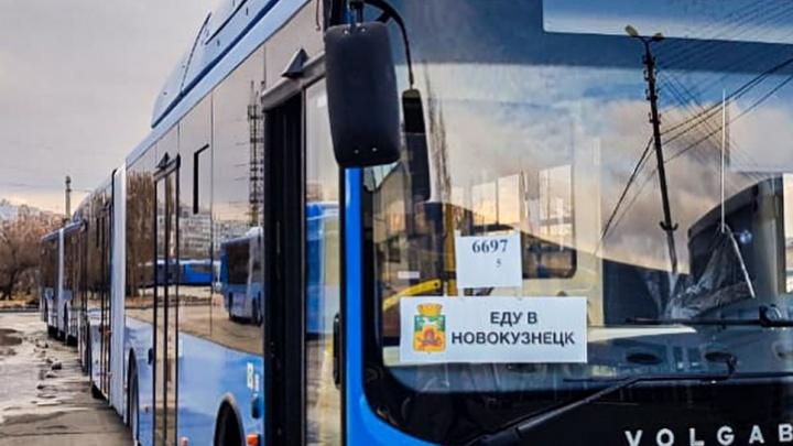 Власти Новокузнецка после транспортной реформы добавили новые маршруты. Рассказываем, что изменилось