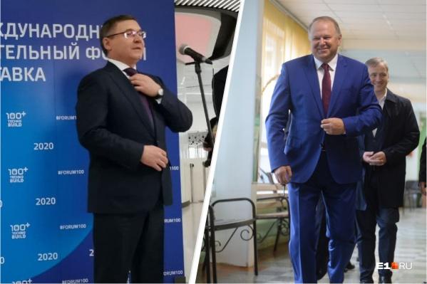 Владимир Якушев и Николай Цуканов пока информацию о смене полпреда не подтвердили