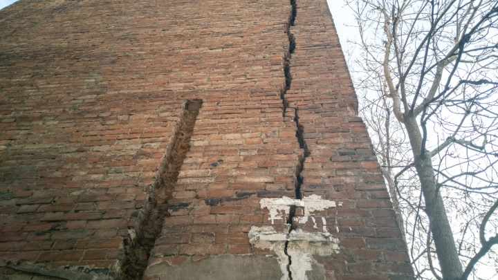 В Ростове за год выявили 43 аварийных исторических дома