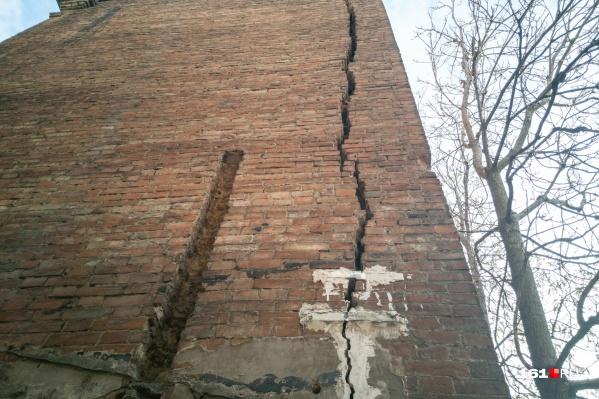Всего в Ростове 236 аварийных домов