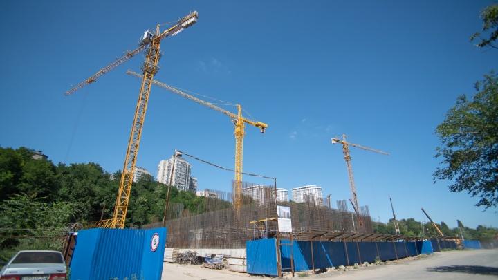 «Это пространственное преступление»: ростовские архитекторы оценили строящийся ЖК «Державинский»