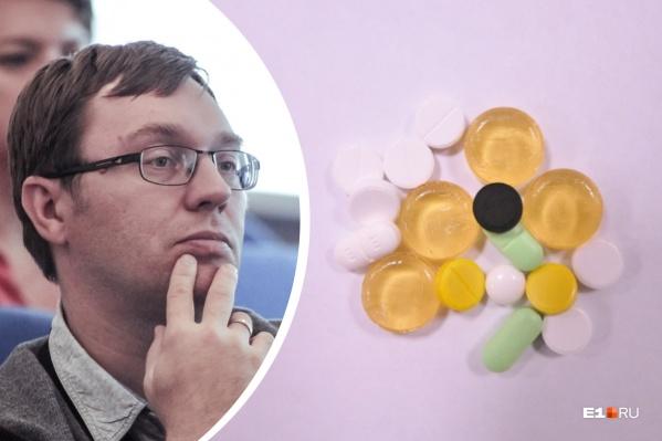 В аптечке на случай коронавируса обязательно надо держать жаропонижающее и витамин C, рассказал Александр Соловьев