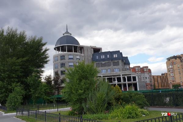 Планируемая стоимость строительства — 215 миллионов рублей
