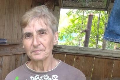 Бабушка не ориентируется в пространстве