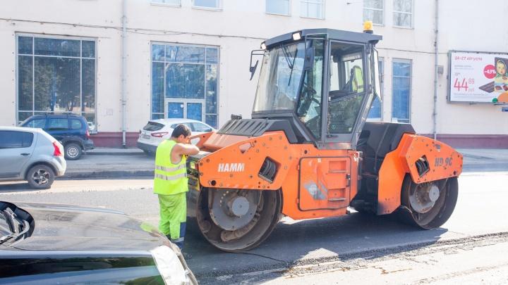 В 2021 году в Ярославле отремонтируют 23 километра дорог: список улиц