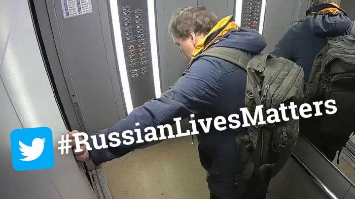 Убийство парня на ЖБИ стало одной из самых обсуждаемых тем о полицейском произволе в русском твиттере