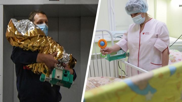 За месяц набрала треть своего веса: врачи — о состоянии Полины, которую мать полгода держала в шкафу